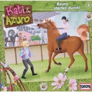 Kati & Azuro 02 - Azuro startet durch
