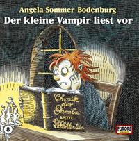 Der kleine Vampir Folge 08 - Der kleine Vampir liest vor