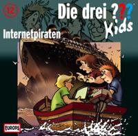 Die drei ??? Kids Folge 12: Internetpiraten