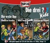 Die drei ??? Kids Box 1 Folge 1 - 3