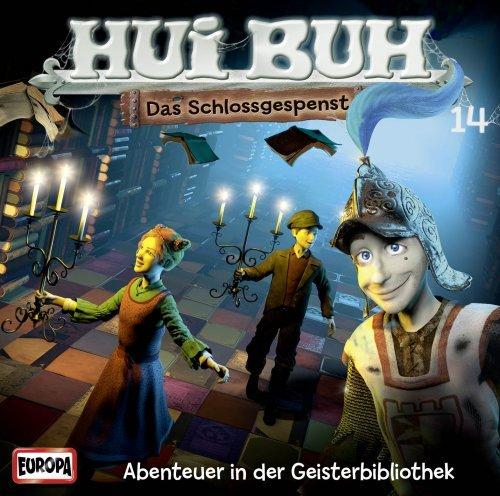 Hui Buh Neue Welt 14 Abenteuer in der Geisterbibliothek