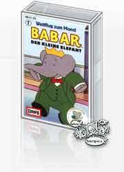 MC Europa Babar der kleine Elefant 01 Wettflug zum Mond