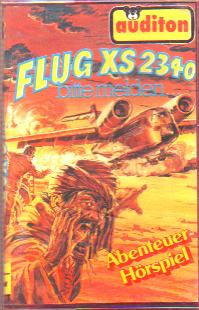 MC Auditon Flug XS 2340 bitte melden