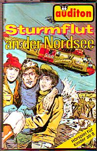 MC Auditon Sturmflut an der Nordsee