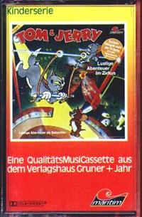 MC Maritim Tom + Jerry Folge 5 Zirkus / Babysitter