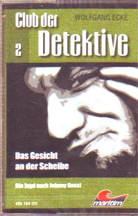 MC Maritim Club der Detektive NEU 2 Das Gesicht an der Scheibe /