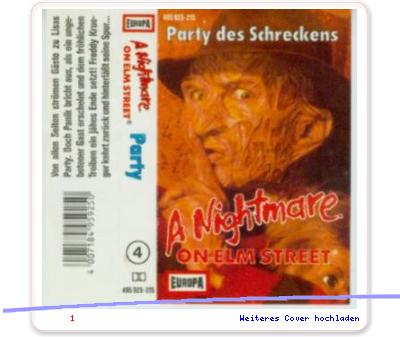 MC Europa A Nightmare on Elm Street Folge 4 Party des Schreckens