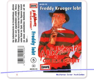 MC Europa A Nightmare on Elm Street Folge 5 Freddy lebt