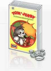 MC Europa Tom & Jerry Folge 09 Schneeabenteuer