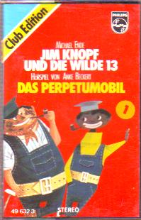 MC Philips Jim Knopf und die wilde 13 Das Perpetumobil