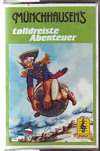 MC Starlet Münchhausens tolldreiste Abenteuer