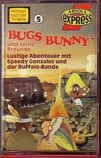 MC Ariola Express Bugs Bunny Folge 5 Speedy Gonzales