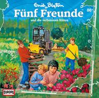 Fünf Freunde Folge 86 und die verbotenen Blüten
