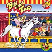 Bibi und Tina - 49 - Die Pferdeprinzessin