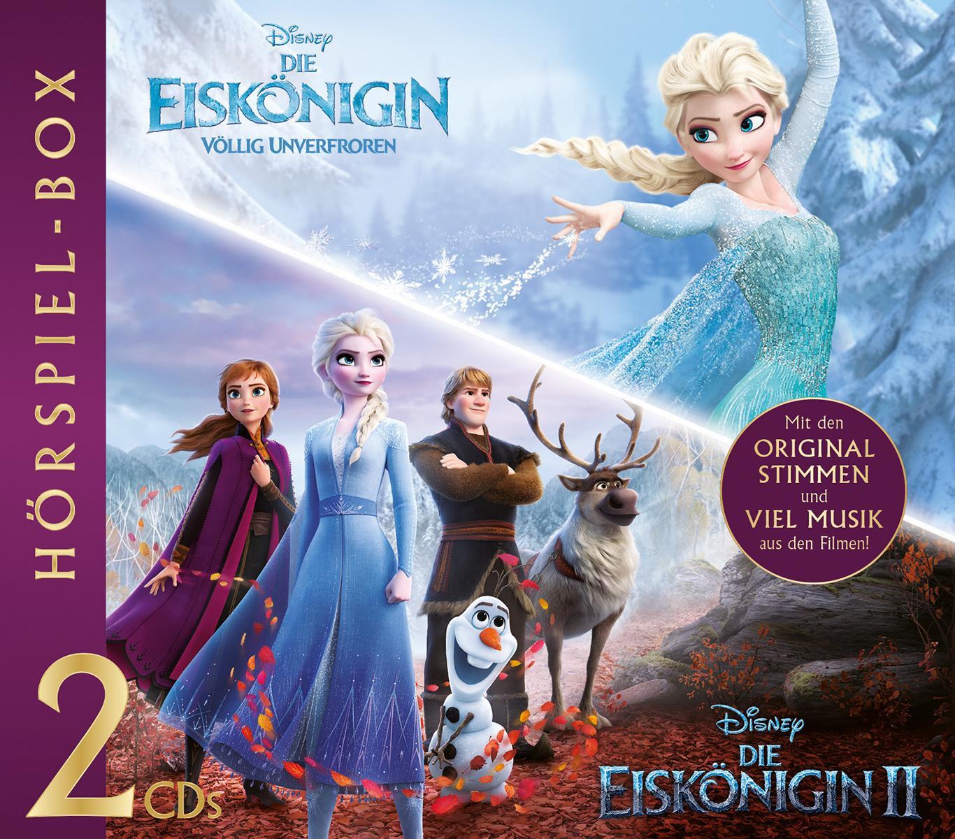 Die Eiskönigin 2 Disney Plus