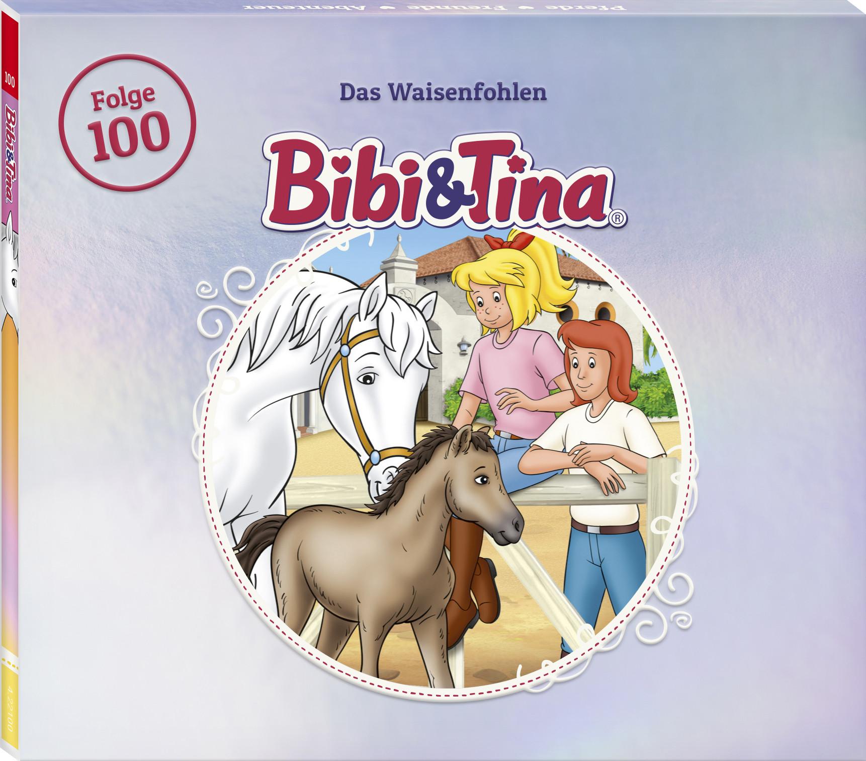 Bibi und Tina - Folge 100: Das Waisenfohlen