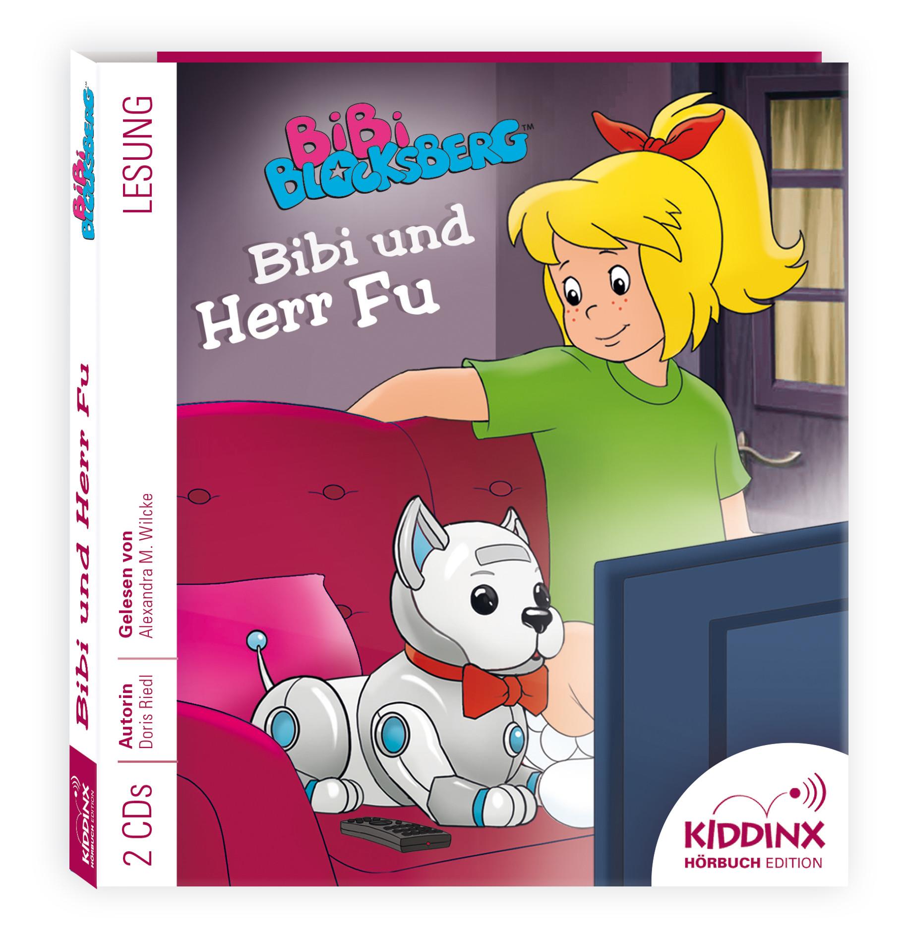 Bibi Blocksberg – Bibi und Herr Fu (Hörbuch)