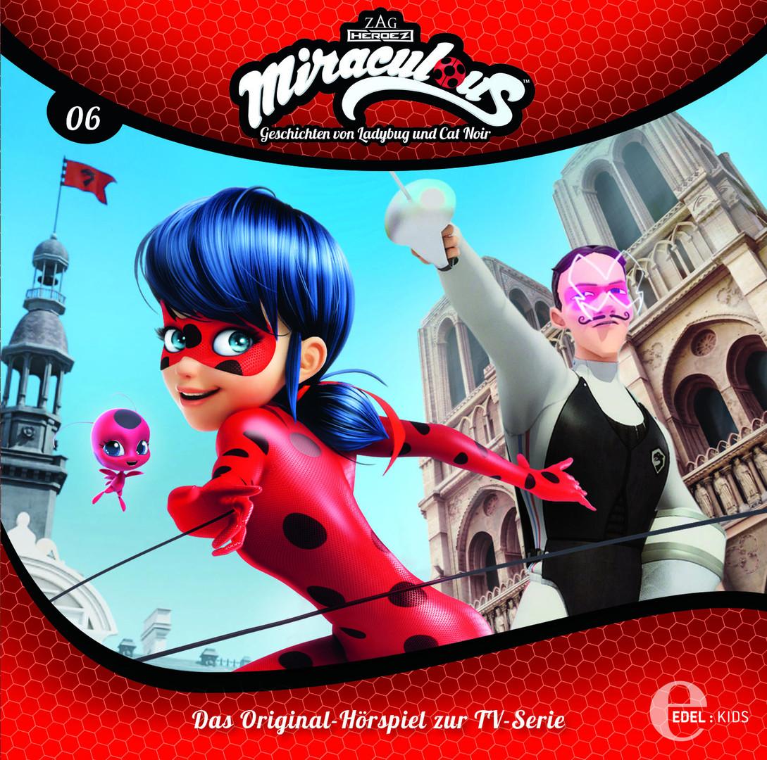 Miraculous - Geschichten von Ladybug und Cat Noir - Folge 6: Darkblade