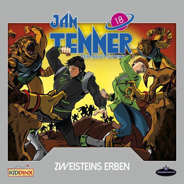 Jan Tenner - Folge 18: Zweisteins Erben