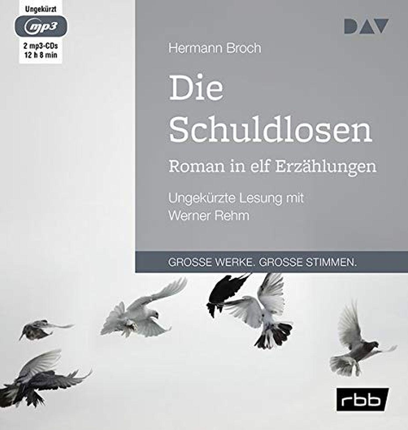 Hermann Broch - Die Schuldlosen. Roman in elf Erzählungen
