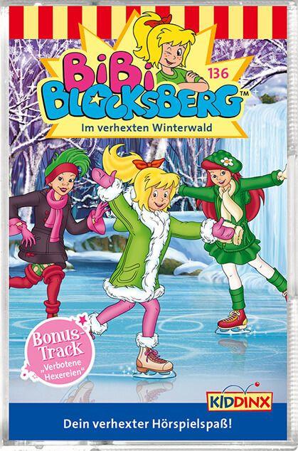 Bibi Blocksberg - Folge 136: Der verhexte Winterwald (MC)