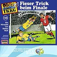 TKKG Folge 148 Fieser Trick beim Finale