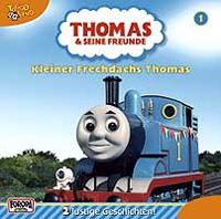 Thomas und seine Freunde Folge 1 - Kleiner Frechdachs Thomas