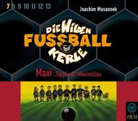 """J.Masannek/U.Ochsenknecht-Die Wilden Fußballkerle Bd.7 Maxi """"Tip"""