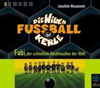 J.Masannek/U.Ochsenknecht-Die Wilden Fußballkerle Bd.8 Fabi, der