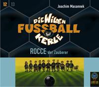 J.Masannek-Die Wilden Fußballkerle Bd.12 Rocce, der Zauberer
