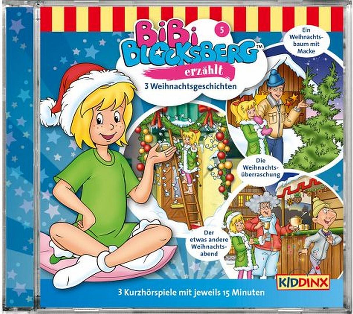 Bibi Blocksberg erzählt - Weihnachtsgeschichten
