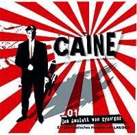 Caine - 01 - Das Amulett von Kyan'Kor