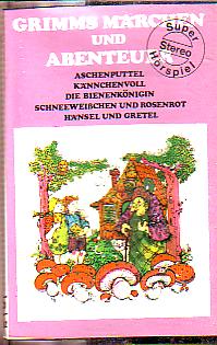MC Delta Grimms Märchen und Abenteuer
