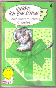 MC Schneider Ton Hurra ich bin schon 7