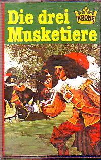 MC Krone Die drei Musketiere