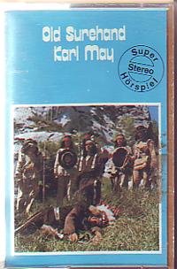 MC Delta Karl May Old Surehand Fotocover