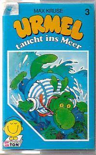 MC Schneider Ton Urmel 3 taucht ins Meer