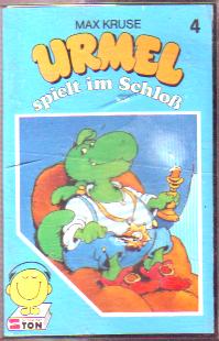 MC Schneider Ton Urmel 4 Urmel spielt im Schloß