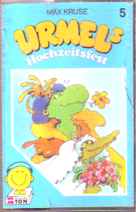 MC Schneider Ton Urmel 5 Urmels Hochzeit