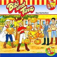 Bibi und Tina - 50 - Das Kürbisfest