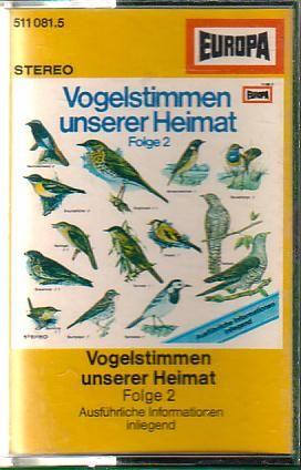 MC Europa Vogelstimmen unserer Heimat Folge 2