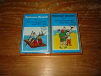 MC Delta Robinson Crusoe Folge 1 - 2 Komplett