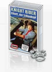 MC Europa Knight Rider 05 Elliott, der Schlaukopf
