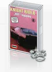 MC Europa Knight Rider 06 Kitt Napping