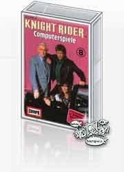 MC Europa Knight Rider 08 Computerspiele