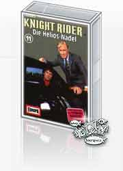 MC Europa Knight Rider 11 Die Helios Nadel
