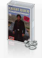 MC Europa Knight Rider 18 Diamantenschmuggel