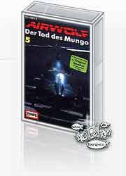 MC Europa Airwolf 05 Der Tod des Mungos