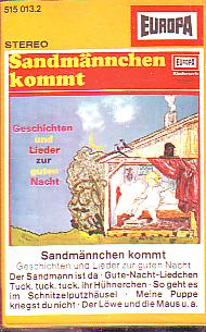 MC Europa Sandmännchen kommt