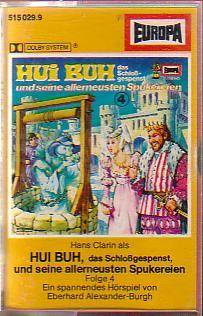 MC Europa Hui Buh Folge 04 und seine allerneusten Spukereien